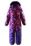 Комбинезон LASSIE - производитель LASSIE by Reima  (Финляндия) цвет: 5921 (фиолетовый/звезды)  размеры в наличии:  86, 92, 98, 128